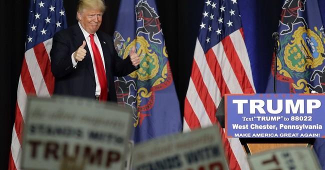 Trump Takes Pennsylvania