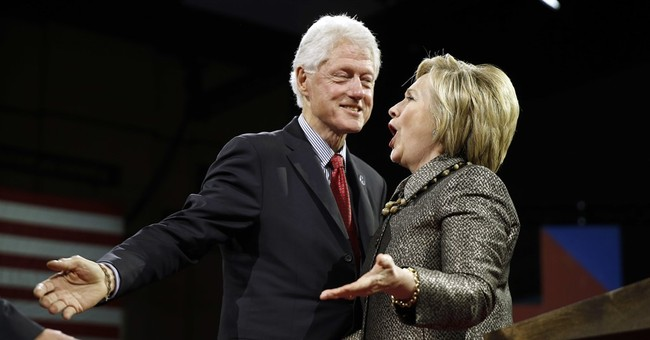 Clinton Details What Role Bill Would Play in Administration