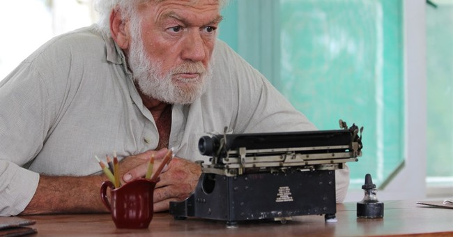 "Papa Hemingway in Cuba—""First Hollywood Movie shot in Cuba since 1959."""