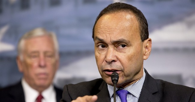 Dems. Begin to Crack - Rep. Gutierrez Shows Reluctant Support for Funding the Wall