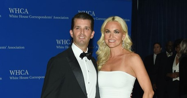 The Man Who Sent Don Jr.'s Wife to the Hospital Has Been Arrested