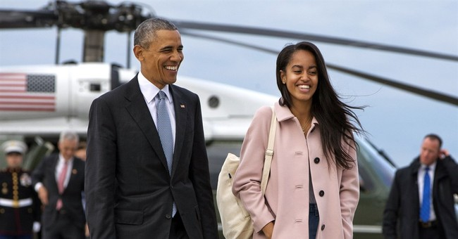 Media Blame Malia Obama Story on Conservatives. They're Wrong