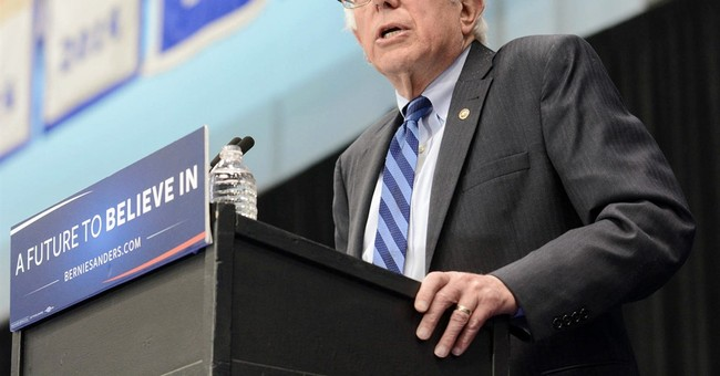 Democrats To Sanders: Do Not Leave Us With Hillary...Just Yet