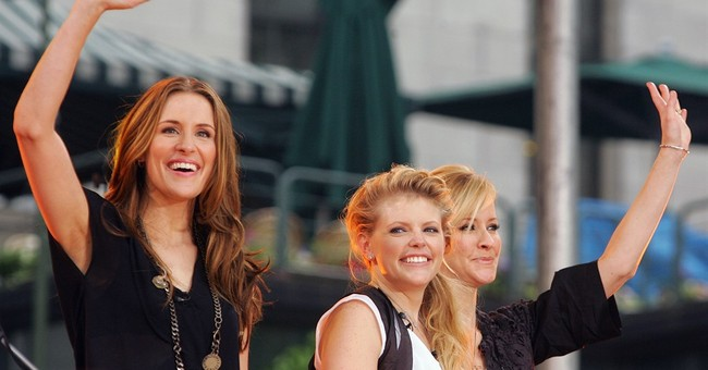 The Dixie Chicks Finally Cave to the Political Correctness Mob...And Were Dunked On Again