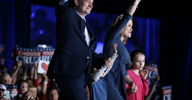 Heidi Cruz: My Husband Is Definitely Not the Zodiac Killer