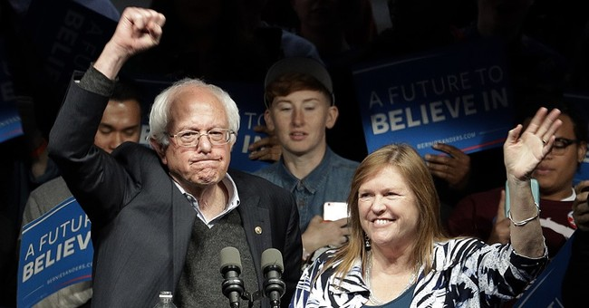 Can We Talk About Bernie Sanders And His Wife Being Under FBI Investigation?