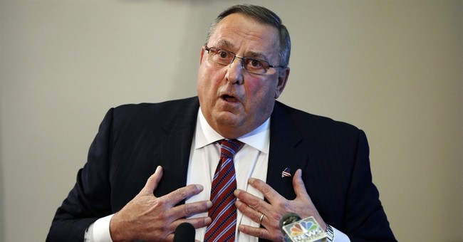 Maine is Leading the Nation in Welfare Reform