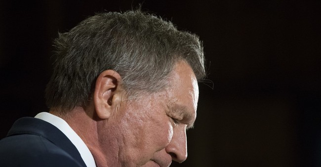 Kasich Exits 2016 Race, Says He Leaves With A Deeper Faith That The Lord Will Show Him The Way Forward