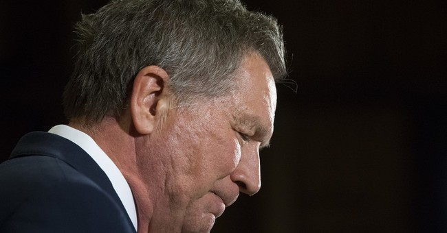 John Kasich: I'm Not Running As A Third-Party Candidate