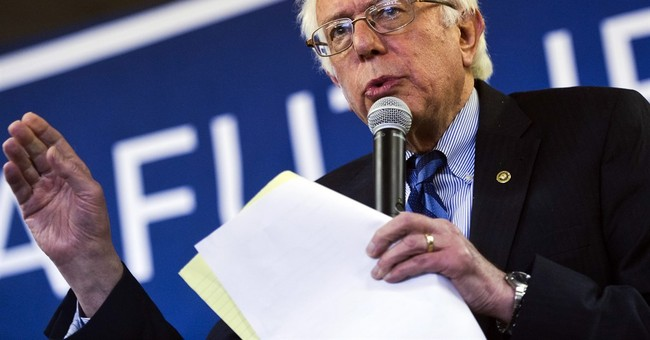 Bernie Sanders Accuses DNC Of Giving The Convention to Clinton