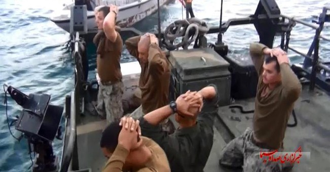 Surprise: Obama Admnistration Slow Walking Investigation Into Iran Holding U.S. Sailors Hostage