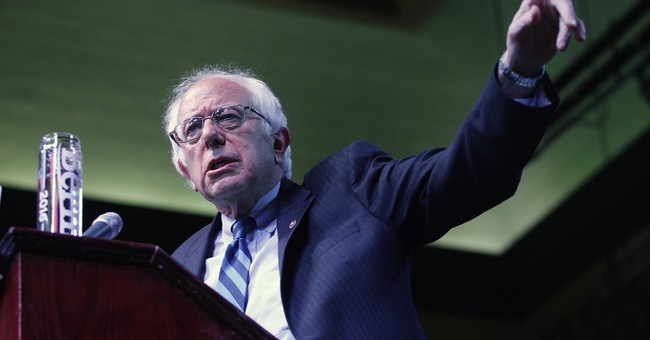 Bernie Sanders' Socialist Giveaway Projected To Cost Us $33 Trillion