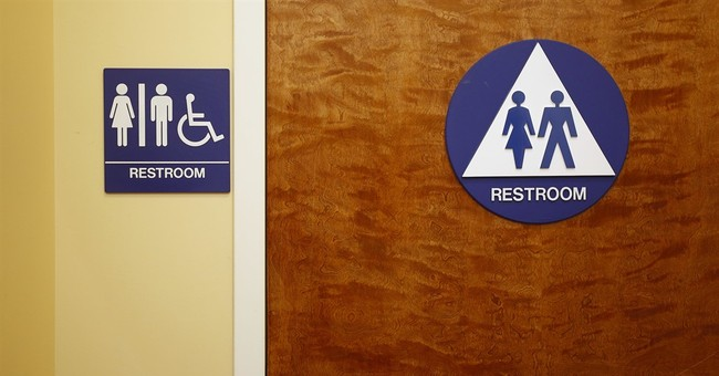Obama's American Vision -- 'A Shining Stall in the Restroom'