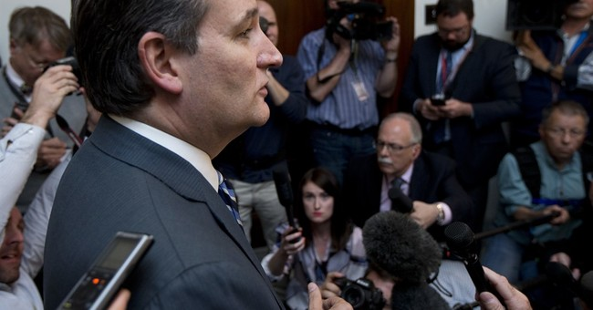 Ted Cruz Files Paperwork for Senate Re-Election