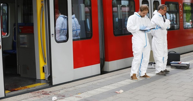 Attacker Reportedly Yells 'Allahu Akbar' During Stabbing Spree in Germany