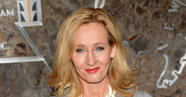 J.K. Rowling Defends Donald Trump's Ability to Travel to the U.K.