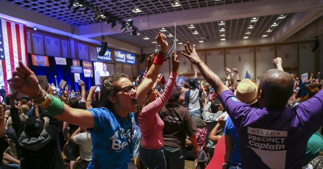 ICYMI: The Nevada Democratic Convention Was Sort Of A Trainwreck