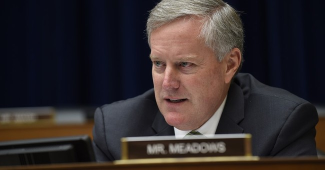 Mark Meadows Gives Emotional Speech About His Late Friend Eli Cummings at the Capitol