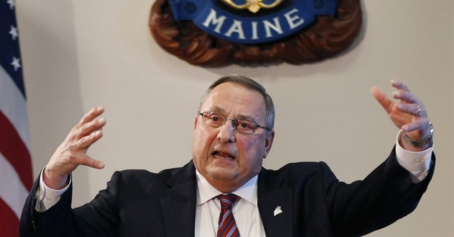 Maine Gov. Paul LePage Also Endorses Donald Trump