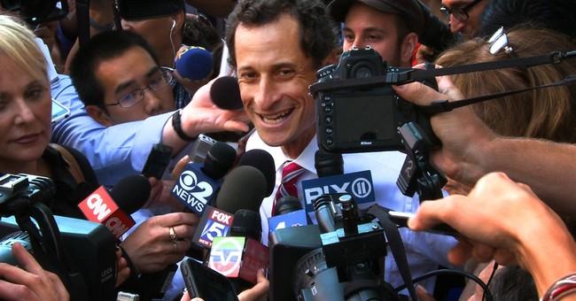 Anthony Weiner Under Investigation By Children's Services