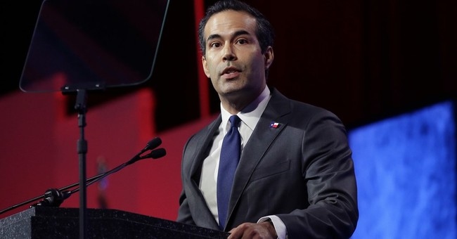 George P. Bush Rallies For Trump