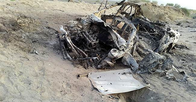 Death Of Taliban Leader In US Drone Strike May Unify Group