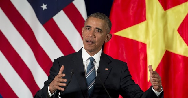 Obama Lifts Decades-old Vietnam Arms Embargo