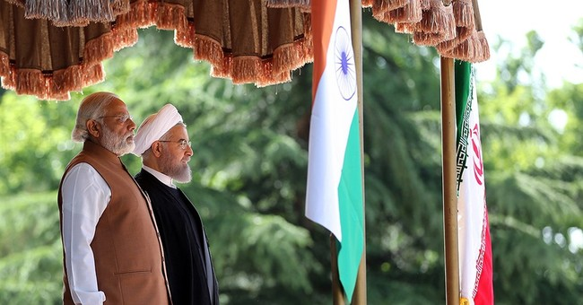 India Signs $500 Million Port Deal With Iran