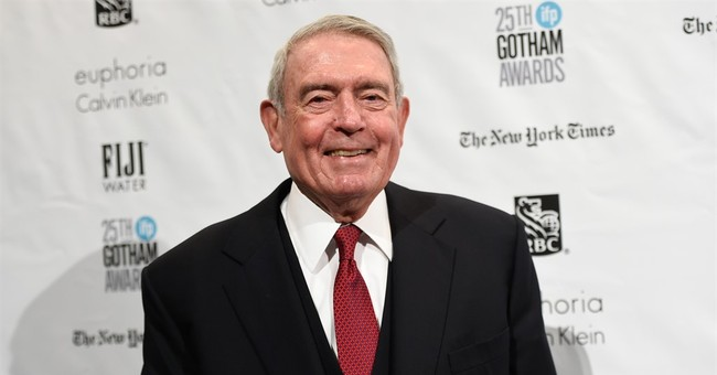 Dan Rather On Clinton Rape Allegations: Even If They Turn Out To Be True, It Was A Long Time Ago