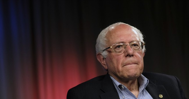 Bernie Sanders Is Running Low on Cash