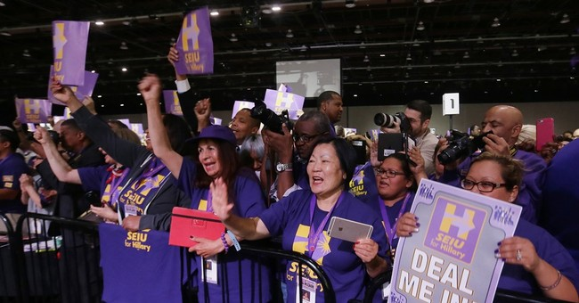 Washington State Slaps SEIU Affiliate With Lawsuit For Failing To Disclose Millions In Political Contributions