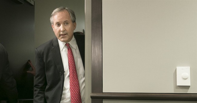 Texas Attorney General Cracks Down on Election Fraud. Guess How Many People He's Prosecuted.