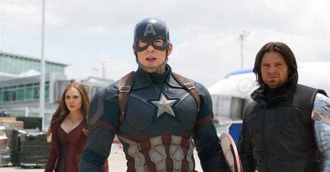 How Captain America Convinced Me Not to Vote for Trump