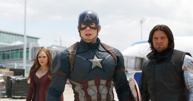 Captain America Is 'Proud' of Democrats' Gun Control Sit-in