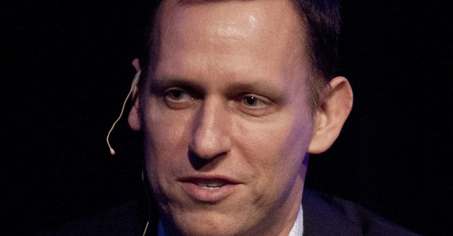 Peter Thiel On Theology