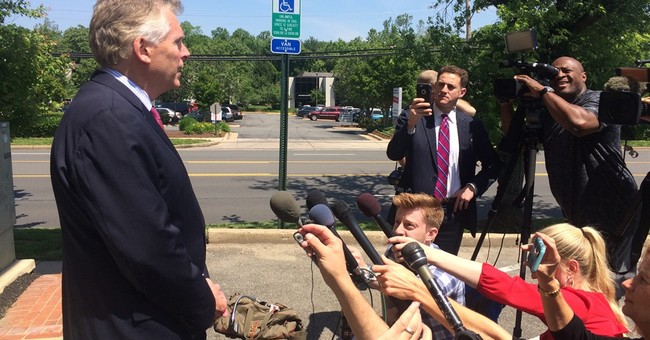 Video: Under Federal Investigation, Clintonite McAuliffe's Story Falls Apart