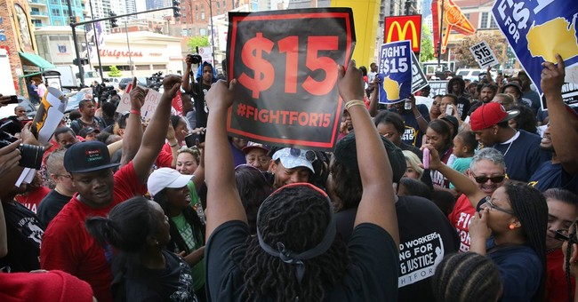 Tremendous: Minimum Wage Increases Could Cost Us 9 Million Jobs