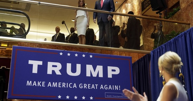 Proof Trump's Campaign Did Not End on Day One