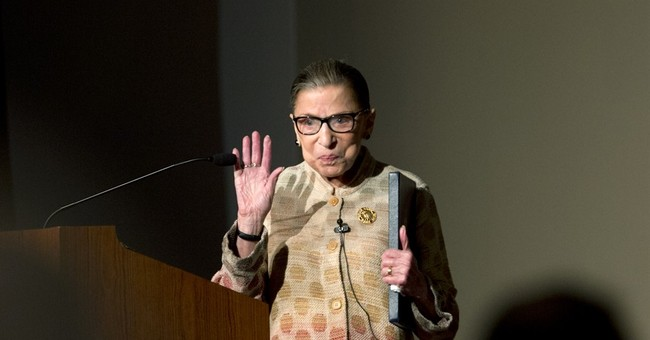 The Event That Caused Obama to Make an Attempt to Get Ruth Bader Ginsburg to Retire