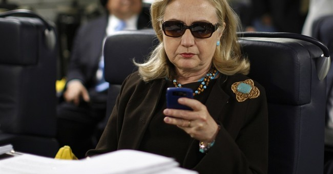 Severe Lack of Awareness As Hillary Tells Trump to 'Delete' His Twitter Account