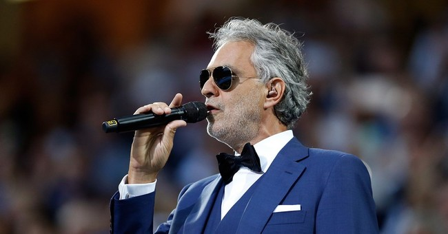 Andrea Bocelli Bullied From Performing at Trump Inauguration