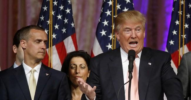 Lewandowski: 'I Don't Know' Why I Was Fired By Trump