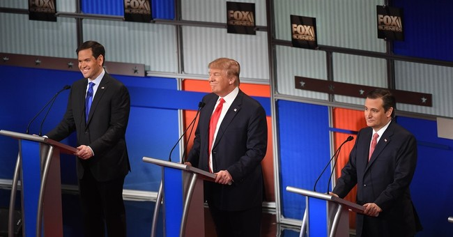 Hmm: Eleventh-Hour Iowa Polls Show Three-Way GOP Tie