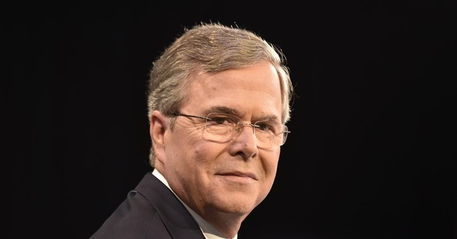Jeb Places Second in New NH Poll