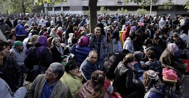 Surge: State Department Smashes Single-Day Syrian Refugee Record Again