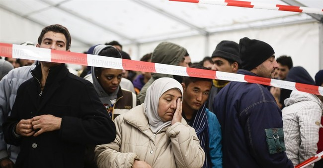 ICYMI: Syrian Refugees Pushed Sweden's Welfare State To The Brink Of Collapse