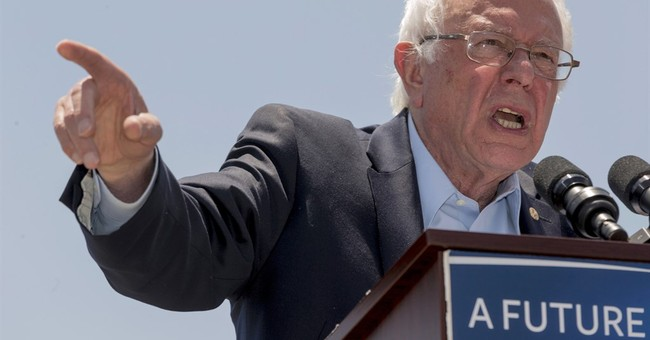 Bernie Sanders, the Non-Jewish Jew and Non-American American