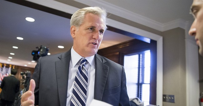 Kevin McCarthy Leads House Republicans In Suing Nancy Pelosi Over New Proxy Voting Rules