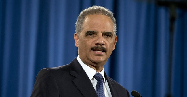 Eric Holder: Fingerprinting Is Racist