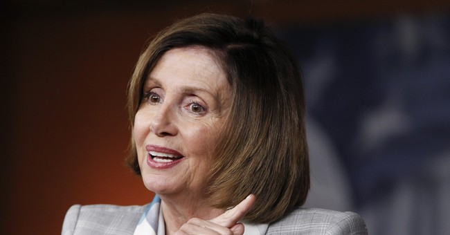 Pelosi Says All-Female Ticket Would Be 'Fabulous,' DSCC Chair Not So Much
